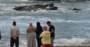 Çocuklarını Kurtarmak İsterken Boğuldu
