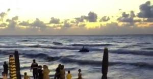 Bartın'da 2 kişi boğulmaktan son anda kurtarıldı
