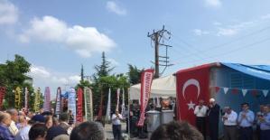 Bartın Kozcağız'da Hayır Çarşısı Kermesi Açıldı