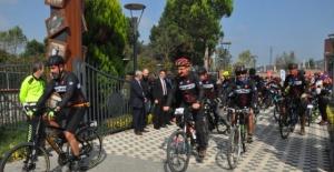 6.Bartın Bisiklet Festivali Başladı