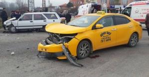 Bartın 'da Kaza: 2 yaralı