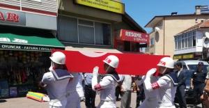 Bartınlı Kıbrıs Gazisi, Harekatın 45.Yılında Son Yolculuğuna Uğurlandı
