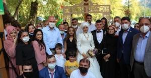 Bakan Soylu Uzman Çavuşun Düğününe Katıldı