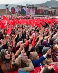 Cumhurbaşkanı Erdoğan Karabük'te