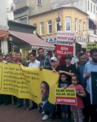 Bartın'dan Mursi ve Arakanlı Müslümanlara Destek