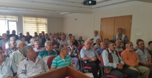Bartın'da Çiftçilere Güvenli Tarım Aracı ve Traktör Kullanımı Eğitimi