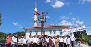 Bartın Gerişkatırcı Köyü Yayalar Camii Açıldı