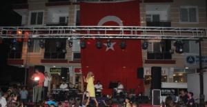 Abdipaşa'da coşkulu festival