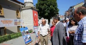 Bartın'da deprem sergisi