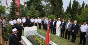 Bartın'da 15 Temmuz Demokrasi ve Milli Birlik Günü