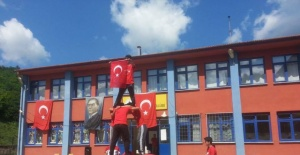 Bartın'da ikinci Atatürk Posteri Vakası