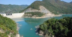 Bartın'da Baraj Seviyesi Düştü, 15 Kilometrelik Irmak Kurudu