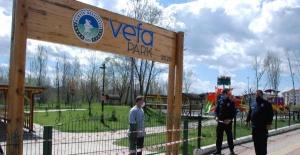 Bartın'da parklara girişler yasaklandı