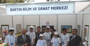 Bartın Bilim ve Sanat Merkezi Türkiye 2.si