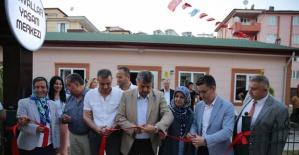 Bartın'da Kavallar Yaşam Merkezi Açıldı