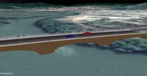 Bartın'da TOKİ Köprüsü İnşaatı Başlıyor
