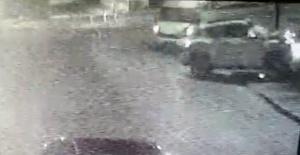 Bartın'da alkollü kadın sürücü polisten kaçarken duvara çarptı