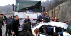 Bartınlı maden işçisi feci kazada hayatını kaybetti