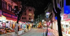 Bartın'da Kar Güzelliği Yerini Tehlikeye Bırakıyor