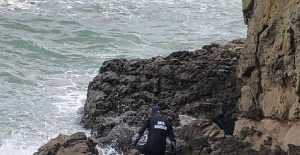 Bartın'da Denizde Kaybolan Doğukan 3 Gündür Aranıyor