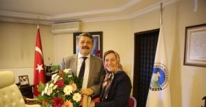 Bartın Belediye Başkanı Akın'a Sürpriz