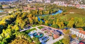 Bartın'da Park ve Bahçeler 2017'ye Damga Vurdu