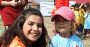 Bartın'da Çocuk Atletizminden Renkli Görüntüler