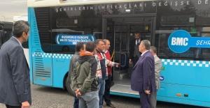 Bartın'a Yeni Halk Otobüsleri Alınıyor