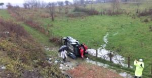 Bartın - Zonguldak yolunda feci kaza