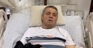 Bartın'da Kazadan Yaralı Kurtulan Başkan Cemal Akın O Anları Anlattı
