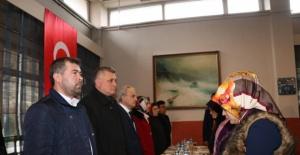 Bartın'da Devlet Övünç Madalyası ve Beratı Tevcih Töreni Yapıldı