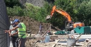 Ulus Atıksu Arıtma Tesisi İnşaatı Başladı