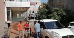 10 yıldır aranıyordu, Gürcistan'a kaçarken yakalandı