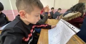 Bartın'da 29 bin 287 öğrenci karne aldı