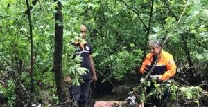 Bartın'da selde kaybolan çocuğun cesedi bulundu