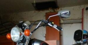 Bartın'da Motosiklet Hırsızı Kıskıvrak Yakalandı