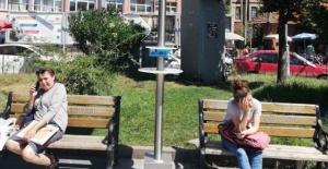 Bartın Cumhuriyet Meydanına Ücretsiz Şarj İstasyonu