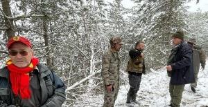 Bartın'da Kaçak Karaca Avlayanlara Rekor Ceza