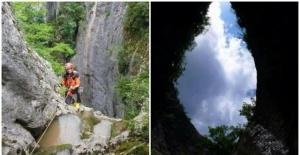 Bartın'da Yeni Mağara