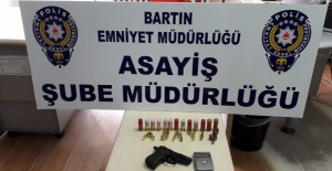 Bartın'da Sosyal Medyadan Silah Satışı İddiasına 2 Gözaltı