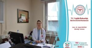 Bartın Devlet Hastanesine Atamalar