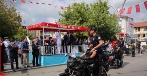 Bartın'da Zafer Bayramı Kutlamaları