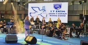 Bartın'da Çeşm-i Cihan Barış Günü Kutlandı