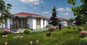 Kozcağız'a 188 TOKİ Köy Konutu Yapılacak