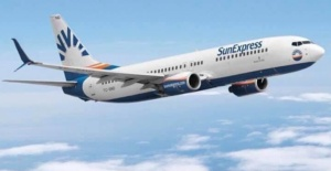 Uzatılan ve genişletilen Zonguldak Havalimanına İlk Uçak İndi