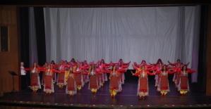 Bartın'da Dans Şöleni