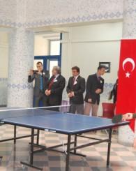 Vali ve Alay Komutanından Gösteri Maçı