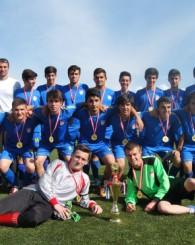 U16'da Şampiyon Kemerspor