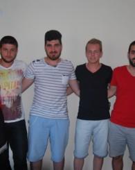 Bartınspor'da İç Transfer Tamam