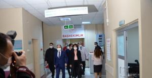 Bartın'da Covid-19 Aşı Uygulaması Başladı